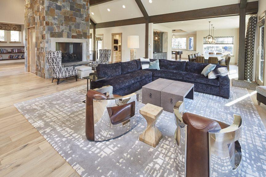 greg, Greg Comstock, comstock design. Family room Winter Park