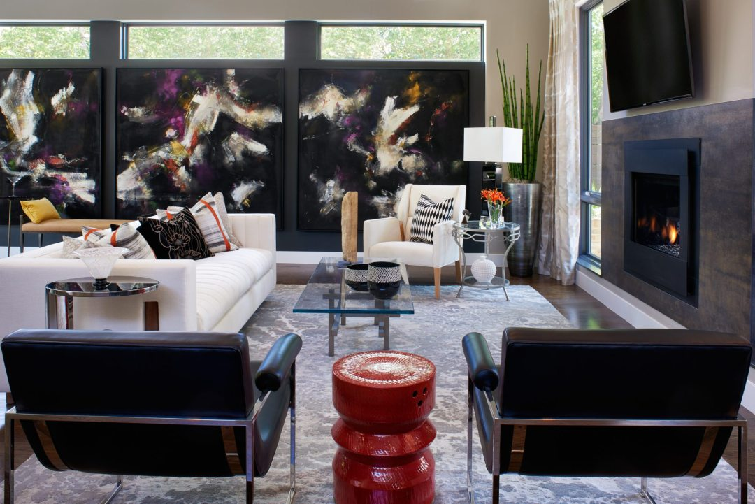 Kemp Showhouse Living Room