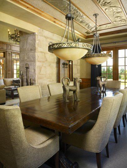 Pam Kelker Dining room