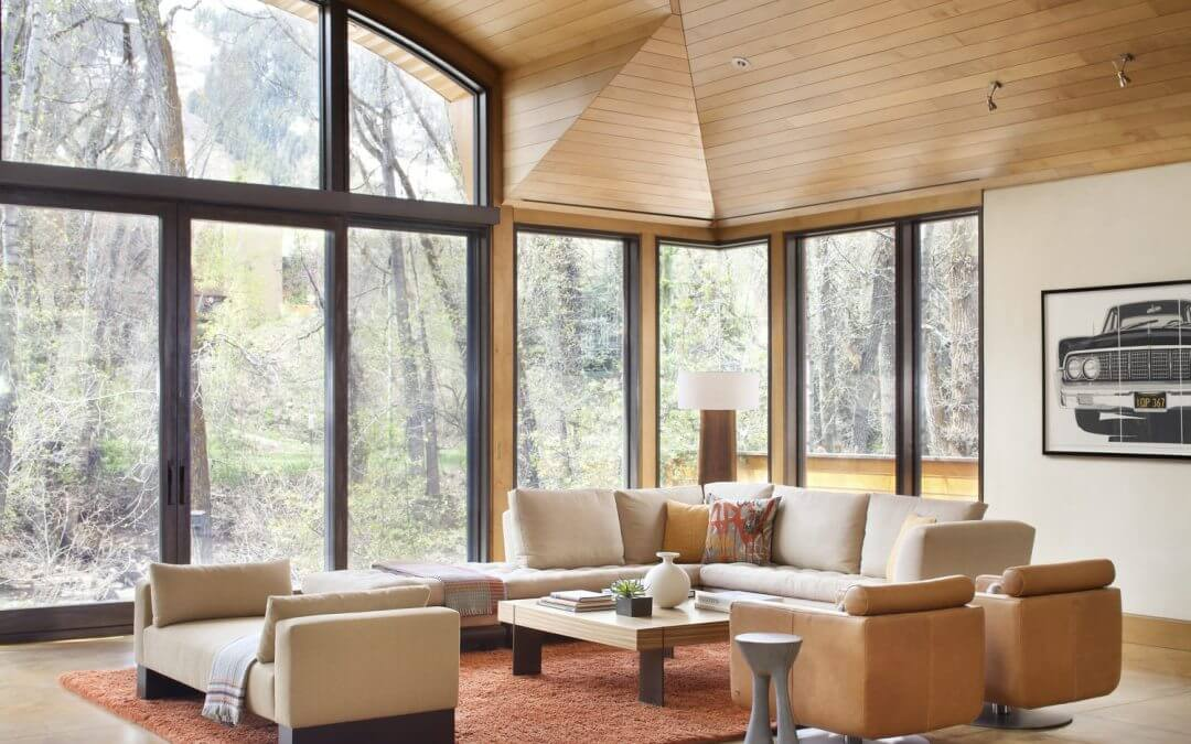 Fun, Colorful and Cozy Aspen Home