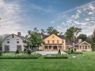 farm house home