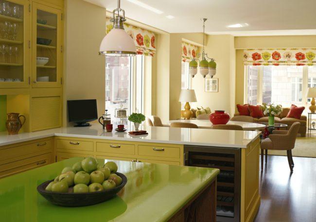 Psychological Properties Of Colors, k brant interiors, kirsten. kitchen