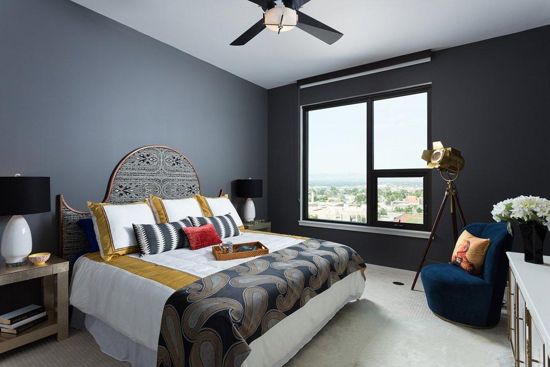 DENVER: JOULE MODEL UNIT, Lenore Callahan Interior design