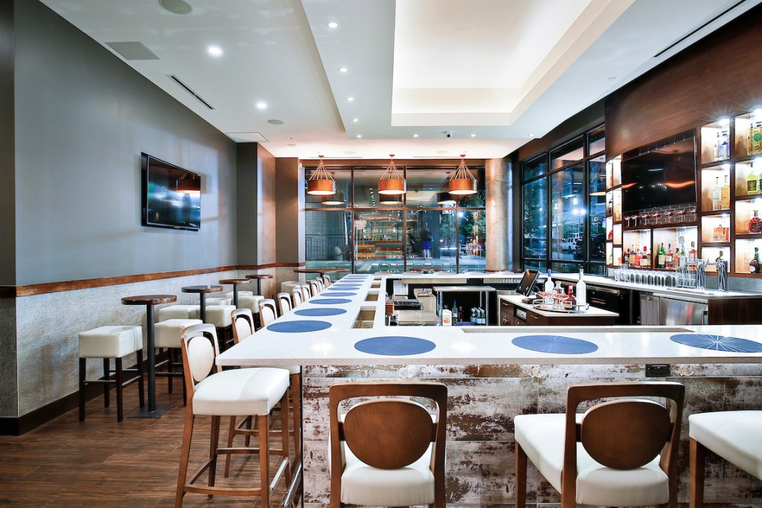 AMBLI Restaurant, Julee Jordening, Commercial