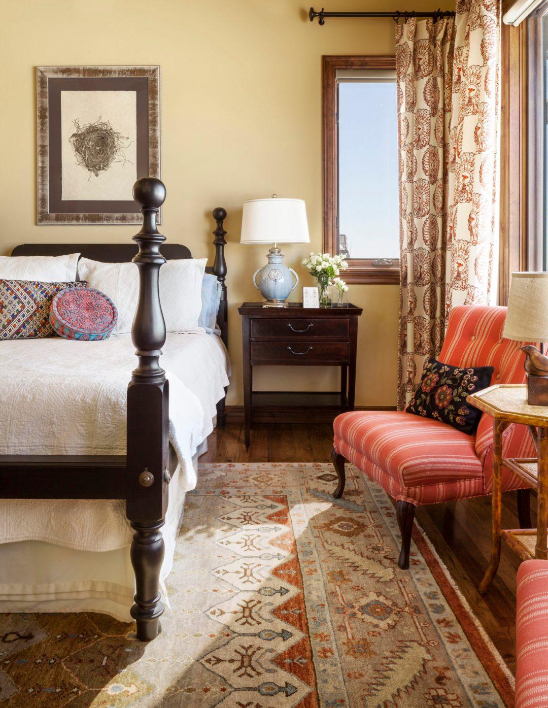 Jennifer Medoff, Dragonfly Designs, Longmont, CO , bedroom