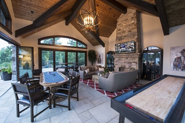 Enhance Your Outdoor Living Area with Weatherproof Entertainment!