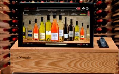New apps + smart home tech = smart wine cellar