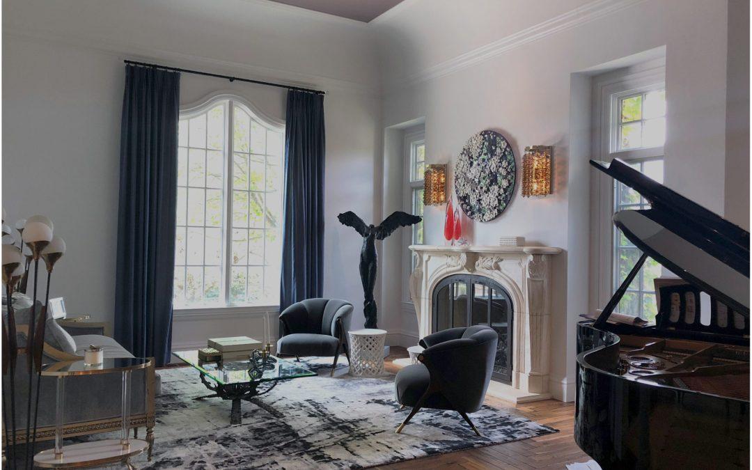 Greg, Comstock Design, Formal, Living