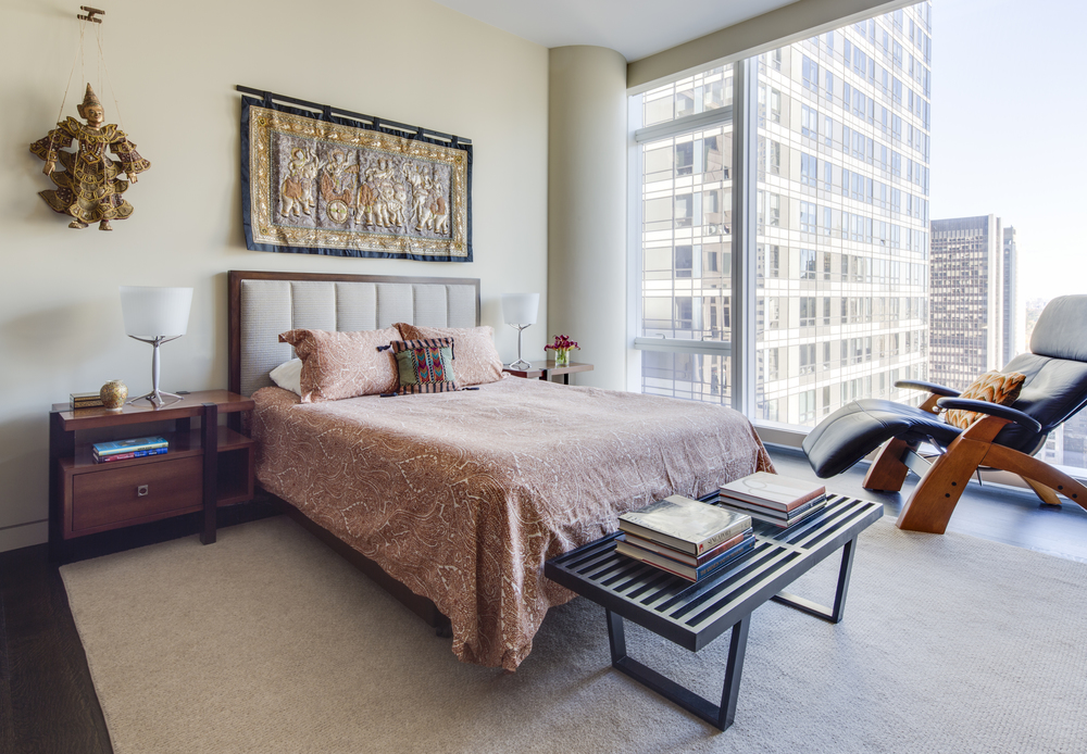 Ann Baumgartner Design, bedroom
