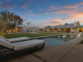 Scottsdale exterior , pam, pool