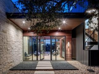12101 Musket Rim, Austin Texas Interior Designer, Lenore, entry