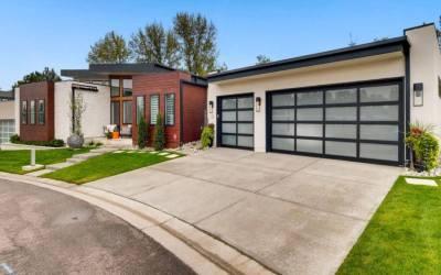 Fresh Yet Retro Columbine Valley Mid-Century Modern Home Remodel