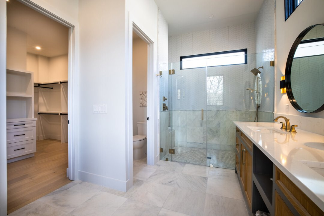 Lenore, Austin, TX designer, bathroom