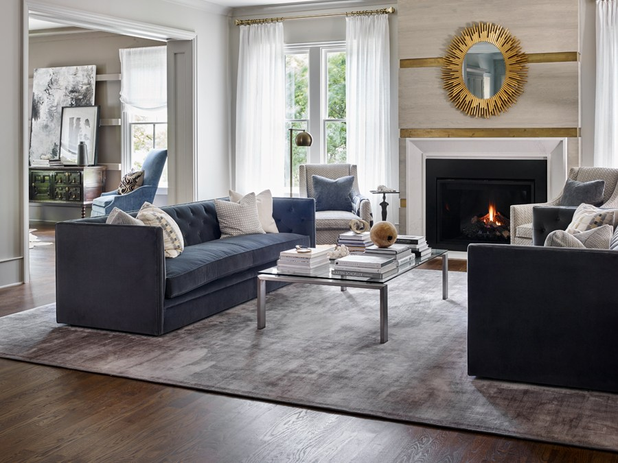 BUYING THE PERFECT AREA RUG FOR YOUR SPACE