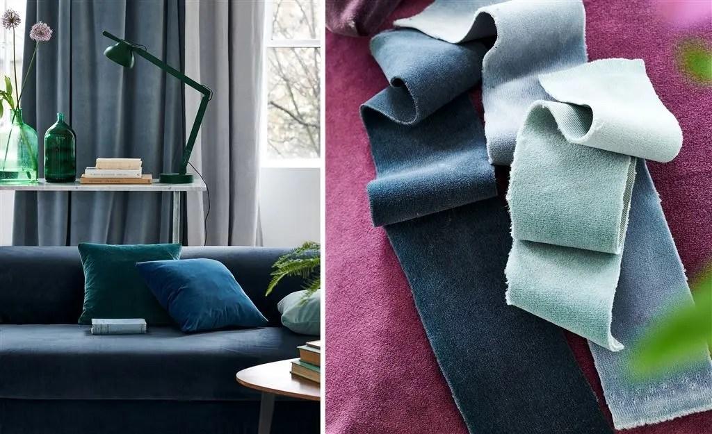 tissus velluto designers guild essentials