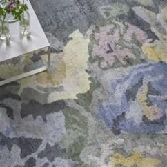 Moss Studio Sofa Reviews Throw Company Uk Octavia Indigo Rug | Designers Guild