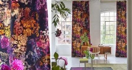 designer fabrics luxury curtains