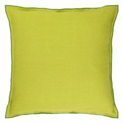 Moss Studio Sofa Reviews Pictures Of Decorated Tables Milazzo Lime Cushion | Designers Guild