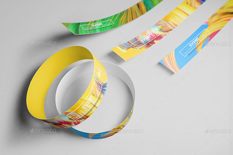 Free thin bracelet mockup psd to showcase your design in a photorealistic look. 8 Best Wristband Mockup Psd Templates Designerslib Com