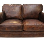 Luxury Vintage Distressed Leather 2 Seater Settee Sofa Tobacco Brown Vintage Furniture By Designer Sofas For You