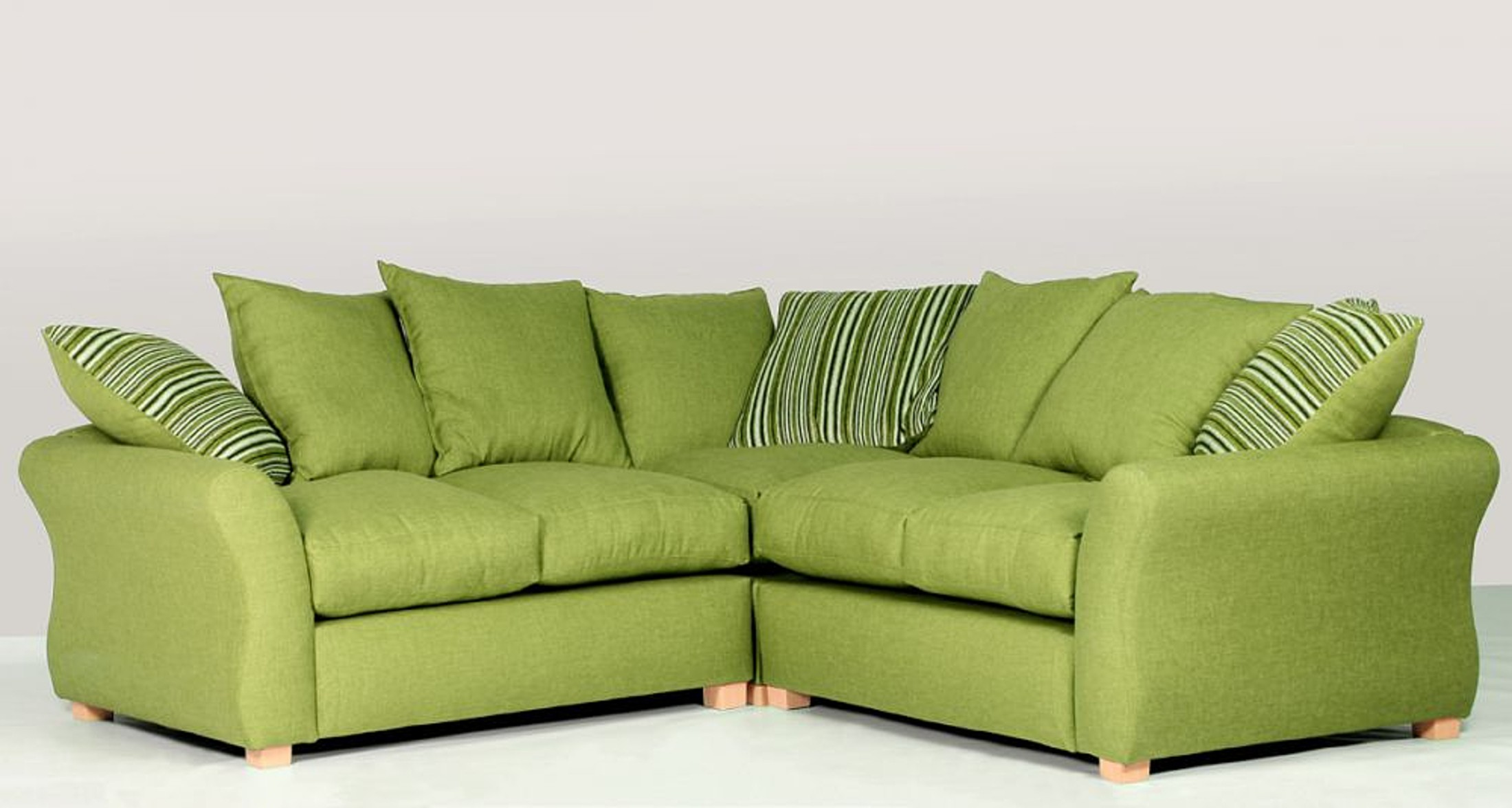 green leather corner sofa bed emerald velvet how to choose the right
