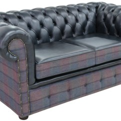 Plum Sofas Uk Campervan Sofa Bed Buy Blue Leather Chesterfield Designersofas4u 2 Seater Settee Lewis Check