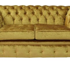 Sofas Quick Delivery Uk Karlstad 3 Seater Sofa Bed Chesterfield Gold Fabric 12 Month Warranty Balmoral 2 Boutique Velvet
