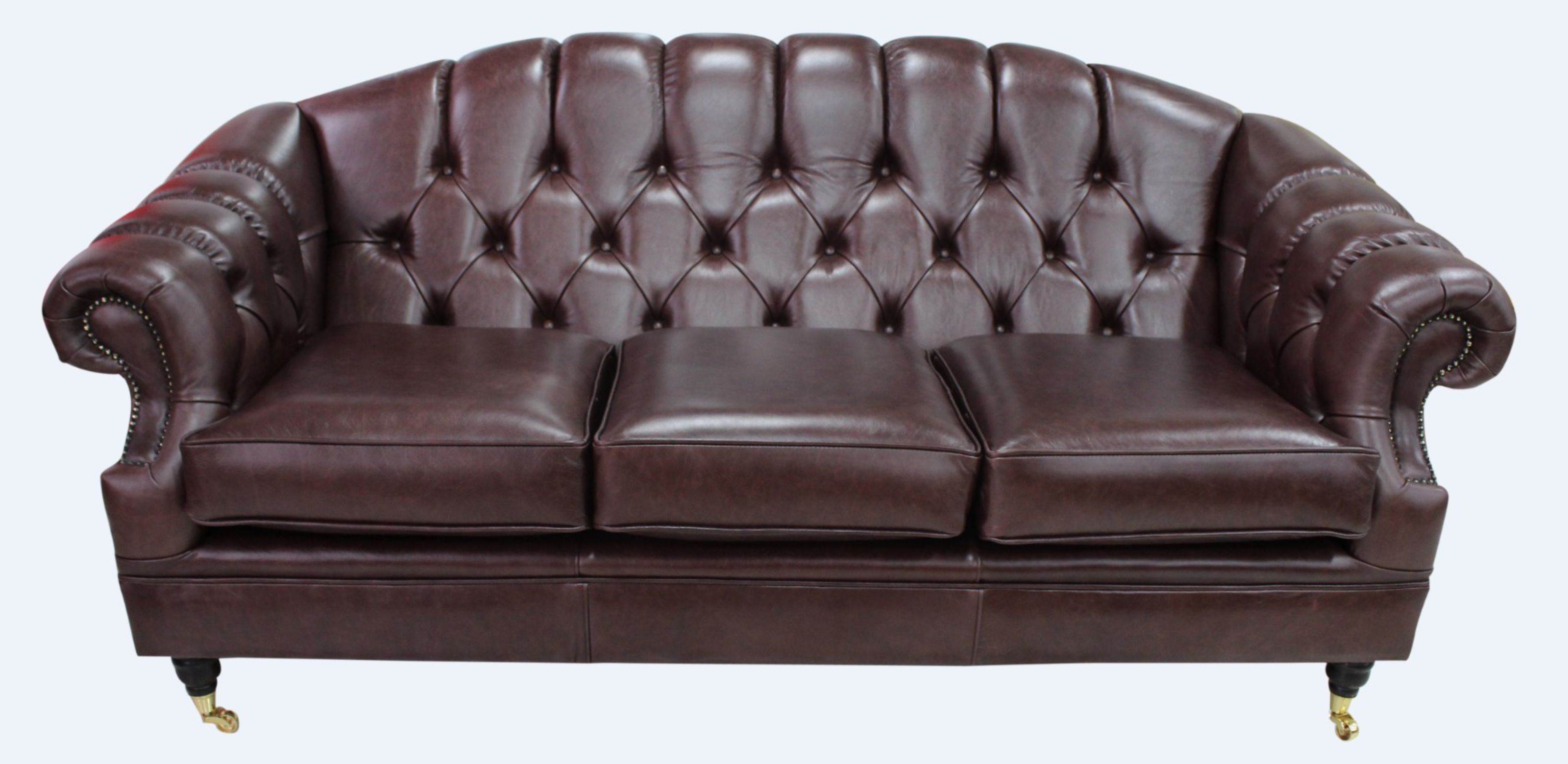 victoria 3 seater chesterfield