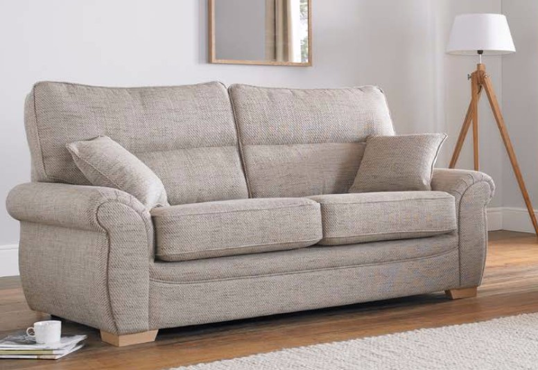 3 seater fabric sofa jual bed in 1 buy free swatches designersofas4u milan settee
