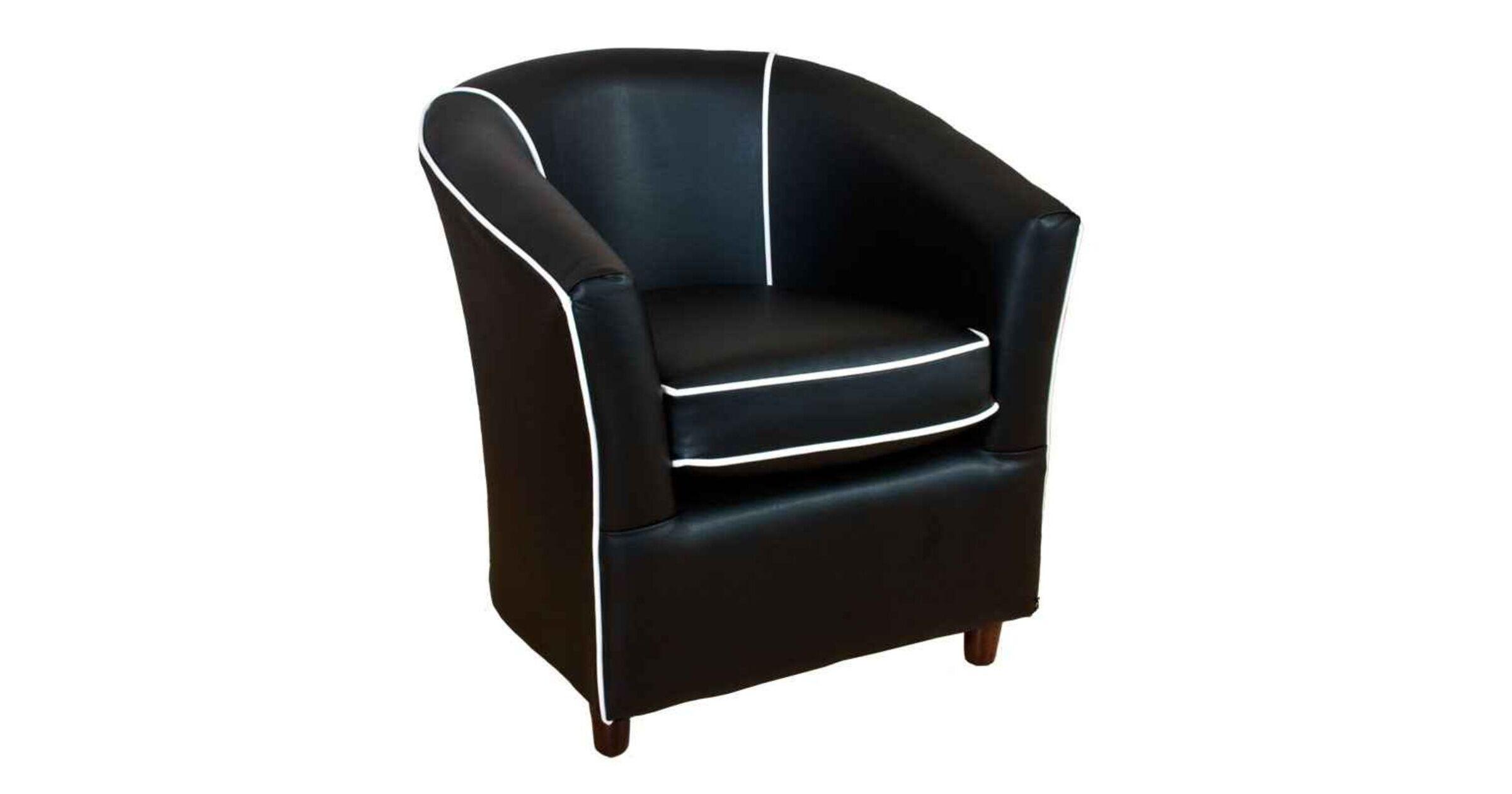 funky sofas for sale uk finn juhl poet sofa original leather tub bucket chair black with white trim