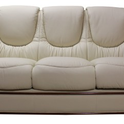 Cream Leather Sofa Set Uk Small Sofas And Chairs Juliet Genuine Italian 3 Seater Settee