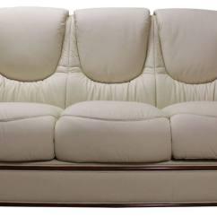 Italian Modern Sofas Uk Wrong For Hay Hackney Sofa Juliet Genuine Leather 3 Seater Settee Cream