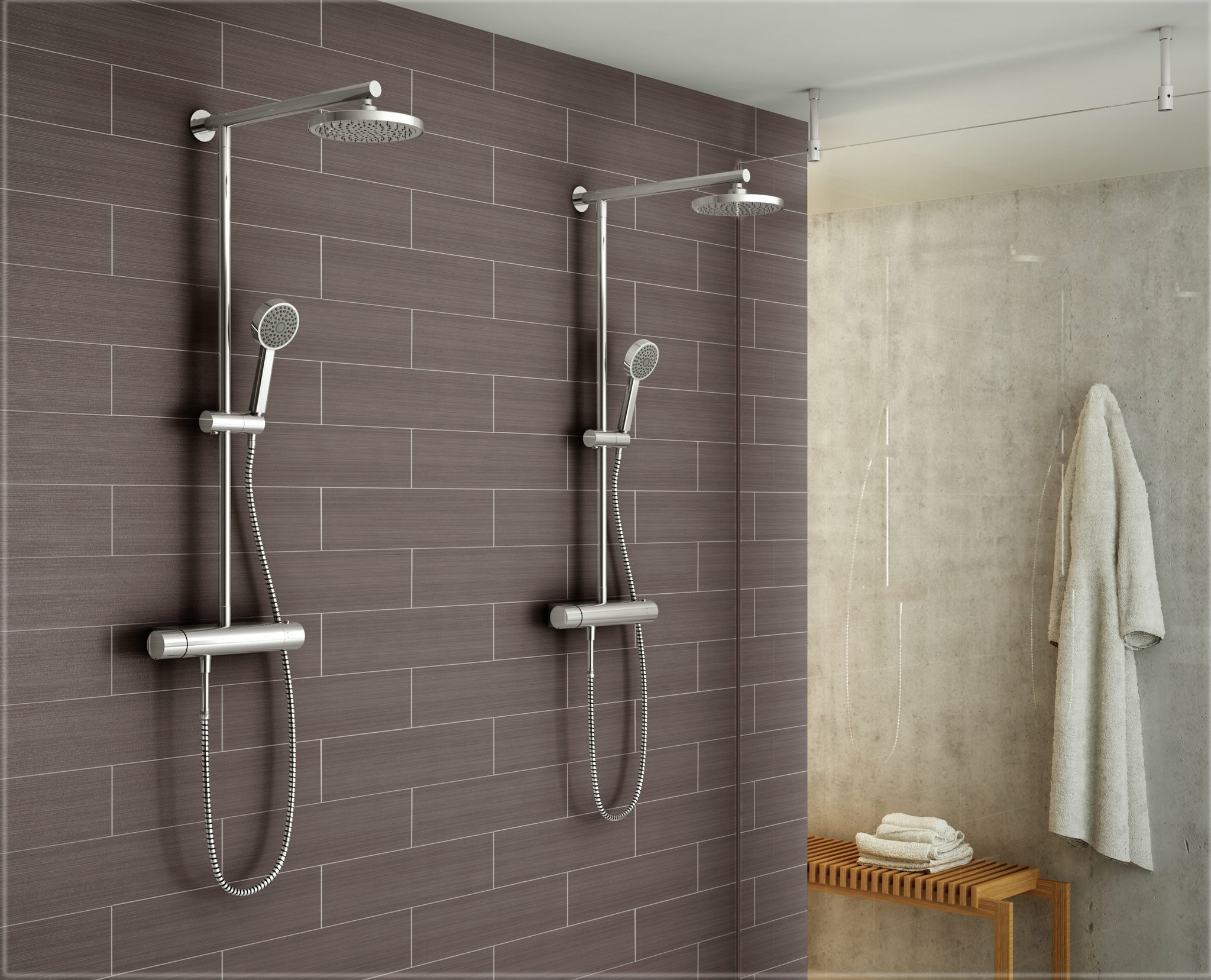 Shower Systems  Designers Plumbing