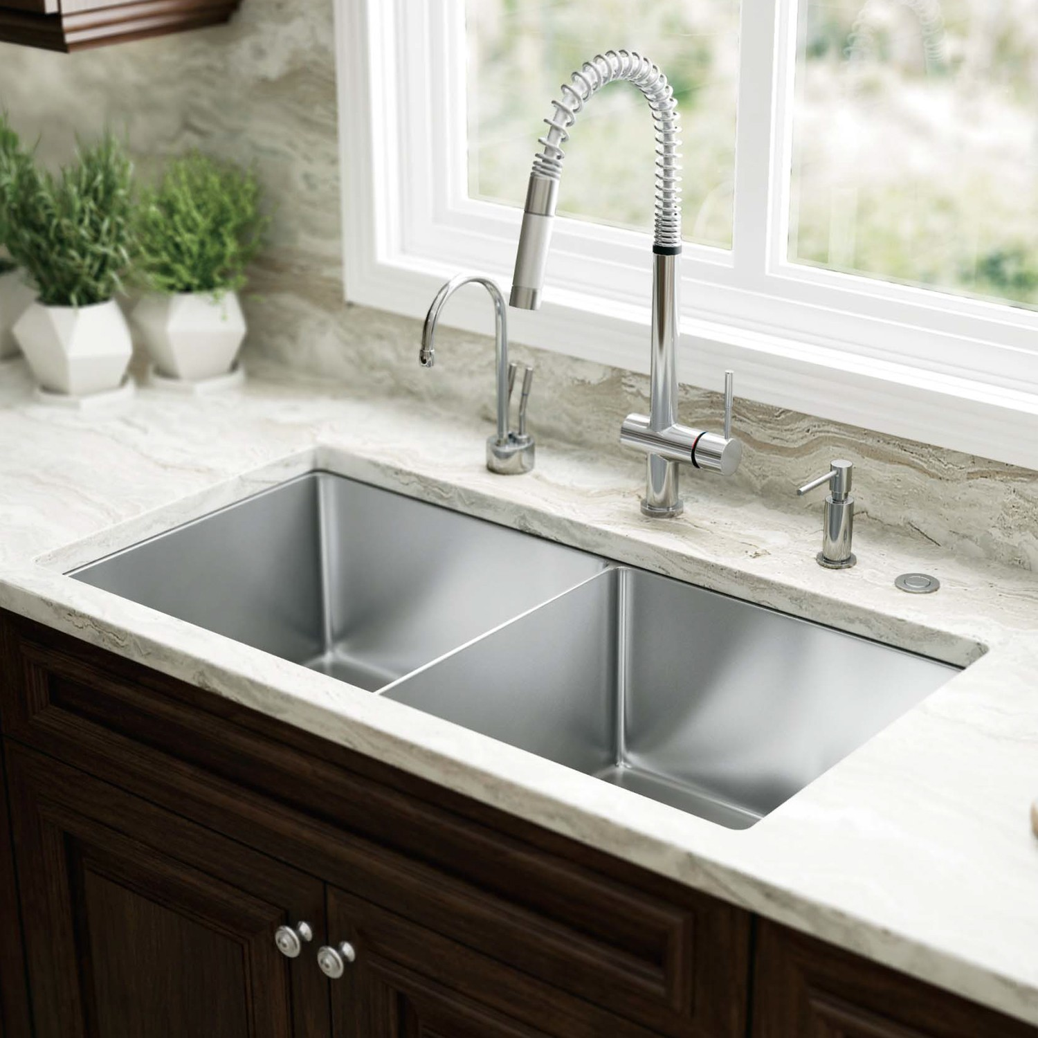 Kitchen Sinks  Accessories  Designers Plumbing