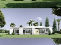 Philippe barriere designs sustainable residence and ...
