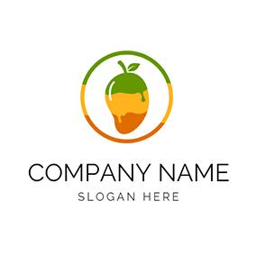 free fruit logo designs