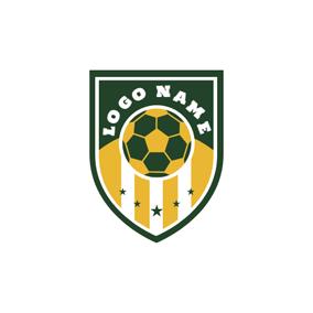 free football logo designs