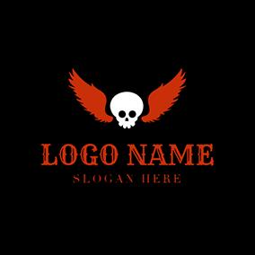 free skull logo designs