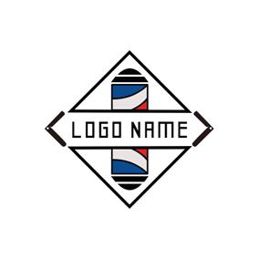 free barber shop logo