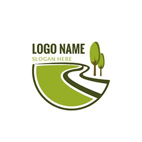 free landscaping logo design