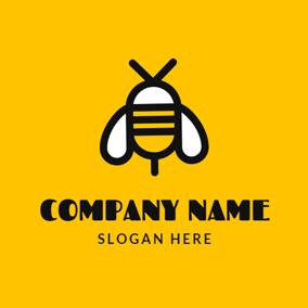 free bee logo designs