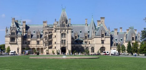 Chateauesque style architecture