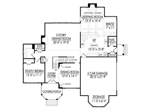Radcliffe first floor