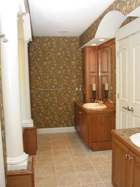 Primrose master bathroom