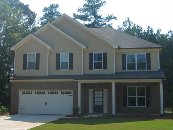 Gatford house plan