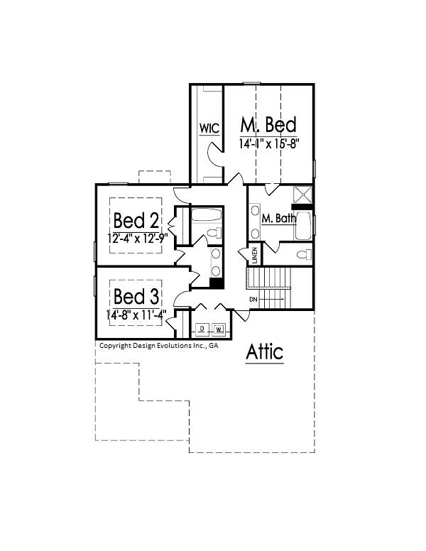 Pheasant second floor