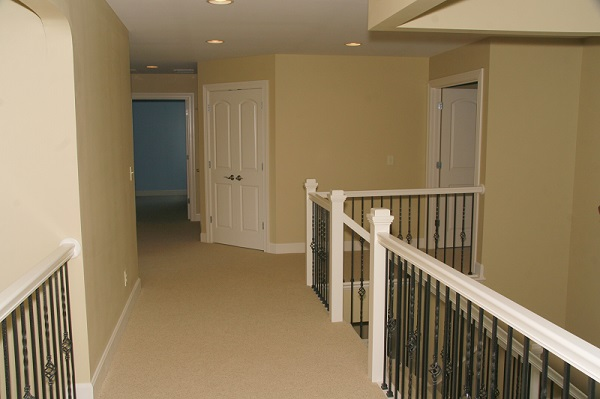 Clancey 2nd floor hall