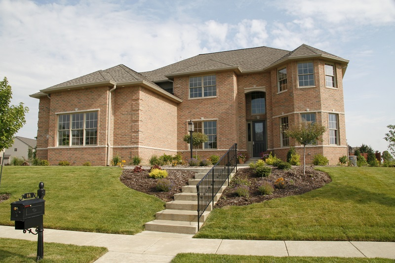 Modern traditional house plans