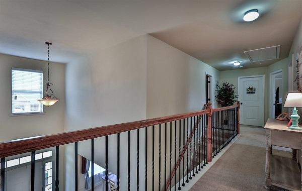 Montana house plan 2nd floor balcony
