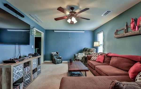 Play room loft